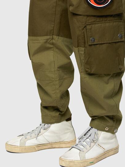 Diesel - P-CYAN, Verde Militar - Pantalones - Image 5