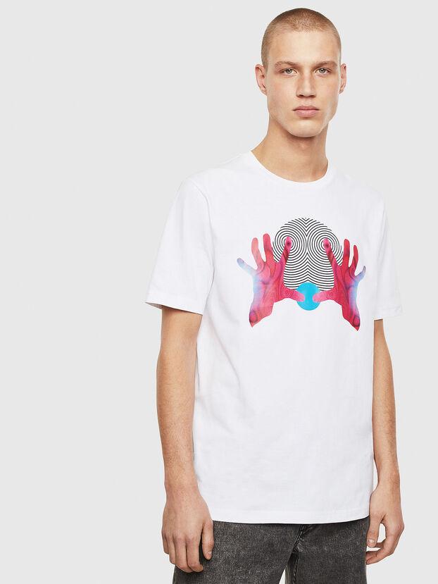 T-JUST-T26, Blanco - Camisetas