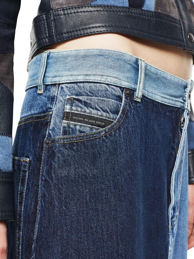 Diesel - ODETTE, Blue Jeans - Faldas - Image 6