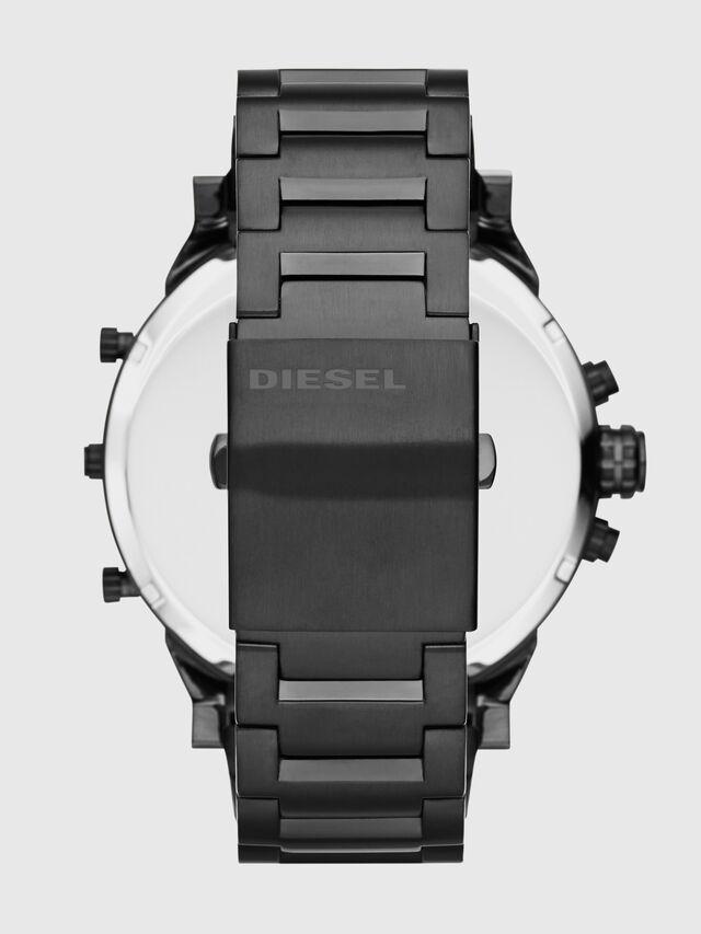 Diesel - DZ7312 MR. DADDY 2.0, Negro - Relojes - Image 3