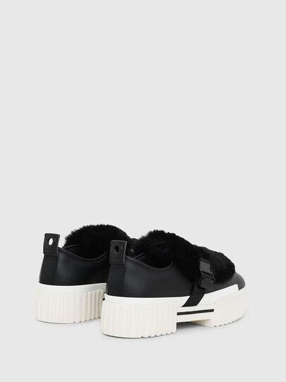 Diesel - S-MERLEY LF, Negro - Sneakers - Image 3