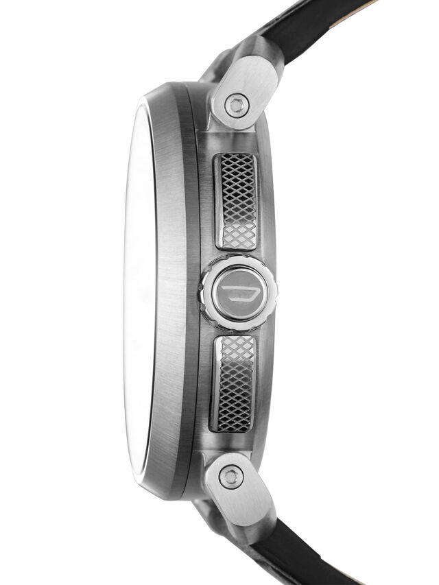 Diesel - DT1000, Negro - Smartwatches - Image 4