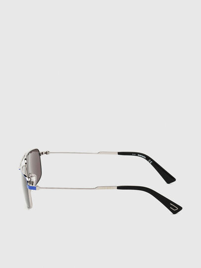 Diesel - DL0308, Azul/Gris - Gafas de sol - Image 3