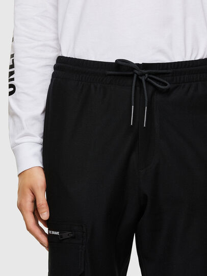 Diesel - P-HIERRO, Negro - Pantalones - Image 3