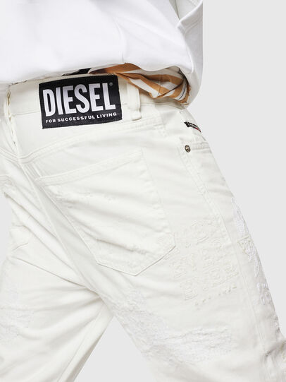 Diesel - Mharky 069IJ, Blanco - Vaqueros - Image 6