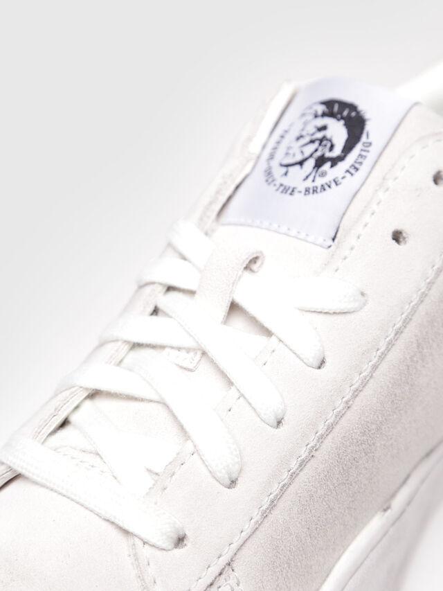 Diesel - S-CLEVER LOW, Blanco - Sneakers - Image 5