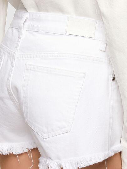 Diesel - DE-RIFTY, Blanco - Shorts - Image 3