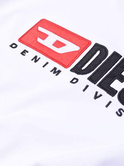 Diesel - TJACKYD, Blanco - Camisetas y Tops - Image 3