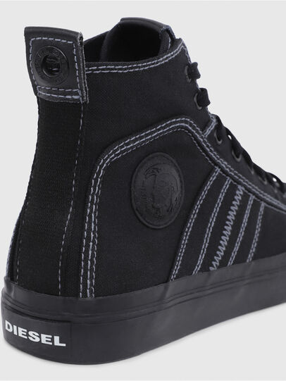 Diesel - S-ASTICO MID LACE, Negro - Sneakers - Image 5