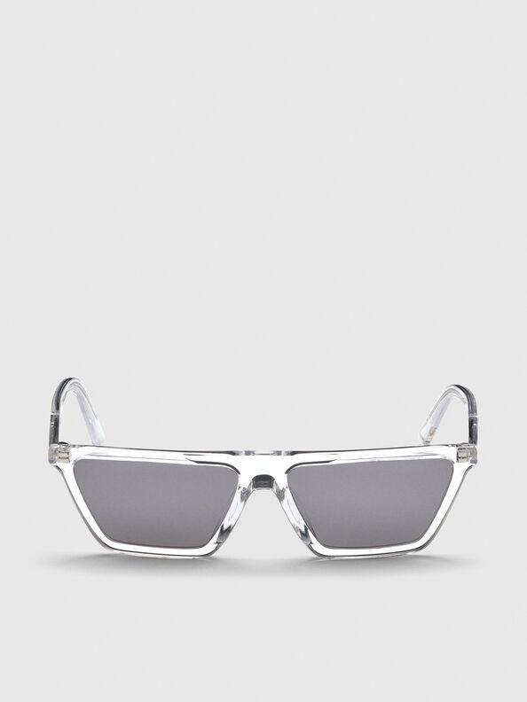 DL0304, Blanco - Gafas de sol