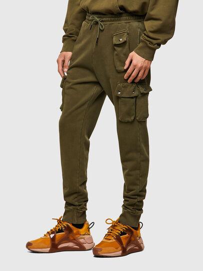 Diesel - P-TARPOCK, Verde Militar - Pantalones - Image 4
