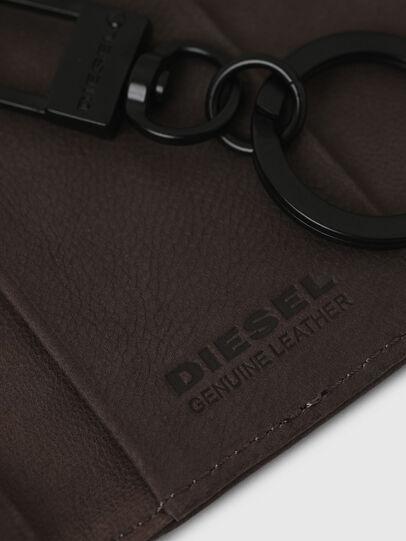 Diesel - KEYCASE P, Gris oscuro - Joyas y Accesorios - Image 4