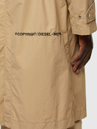 Diesel - J-LUIS, Beige - Chaquetas - Image 3