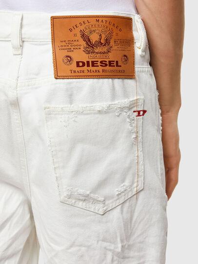 Diesel - D-MACS-SHORT, Blanco - Shorts - Image 4