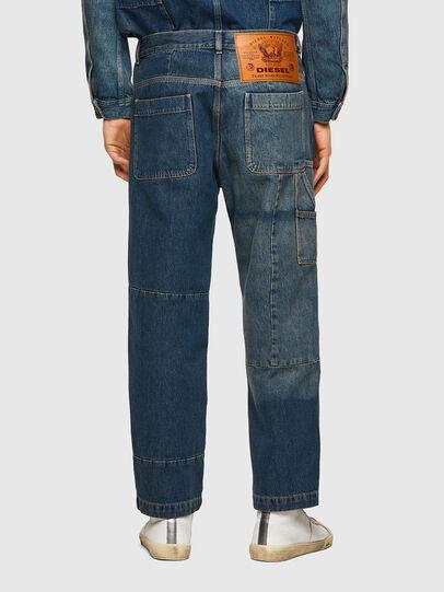 Diesel - D-FRAN-SP, Azul medio - Pantalones - Image 2