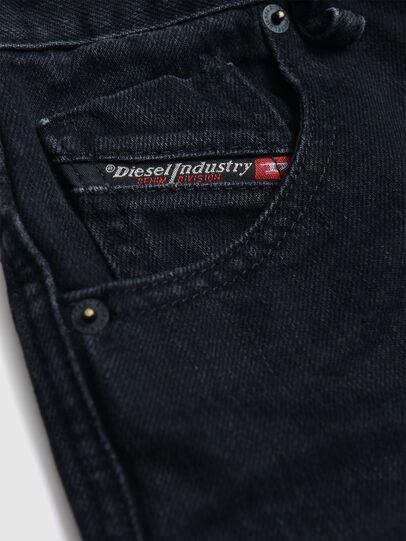 Diesel - PBRON, Negro - Shorts - Image 3