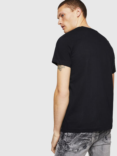 Diesel - T-DIEGO-B15, Negro - Camisetas - Image 2