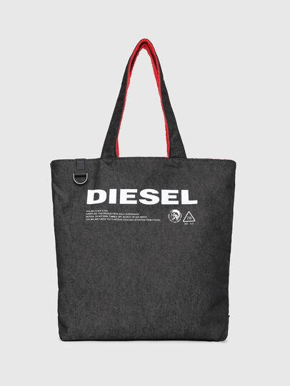 Diesel - F-THISBAG SHOPPER NS, Rojo Fuego - Bolsos Shopper y Al Hombro - Image 5