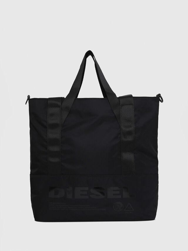 Diesel - F-SUSE T BACK W, Negro/Azul - Mochilas - Image 1