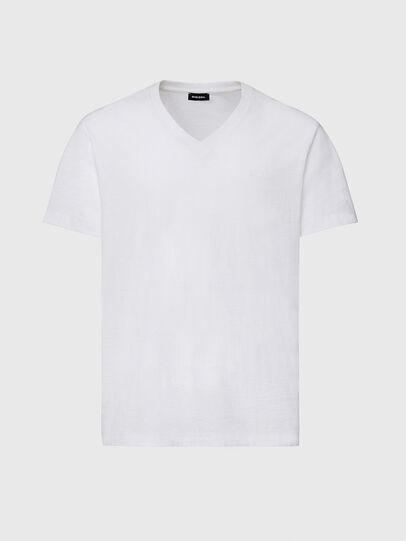 Diesel - T-RANIS-NEW2, Blanco - Camisetas - Image 1