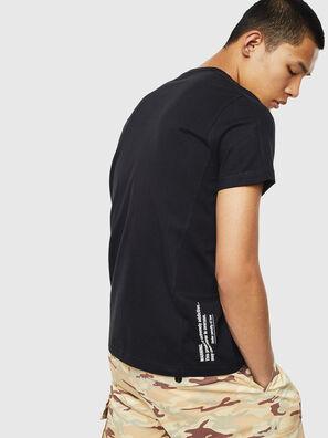 T-HOVER, Negro - Camisetas