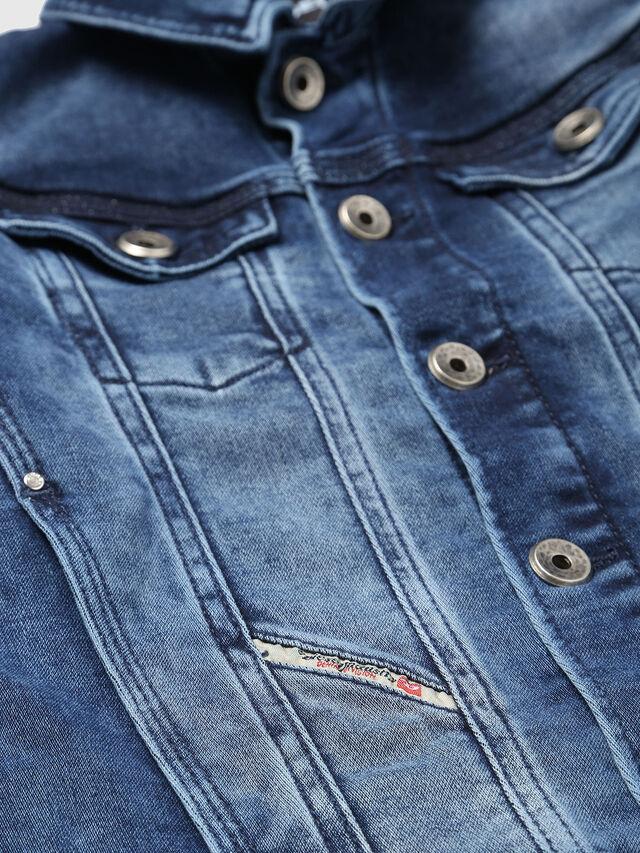 Diesel - JAFFYJ JOGGJEANS, Blue Jeans - Chaquetas - Image 3
