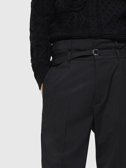 Diesel - P-HOOKY, Negro - Pantalones - Image 3