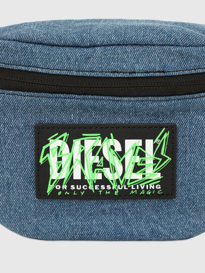 Diesel - BELTPATCH, Azul - Bolsos - Image 6