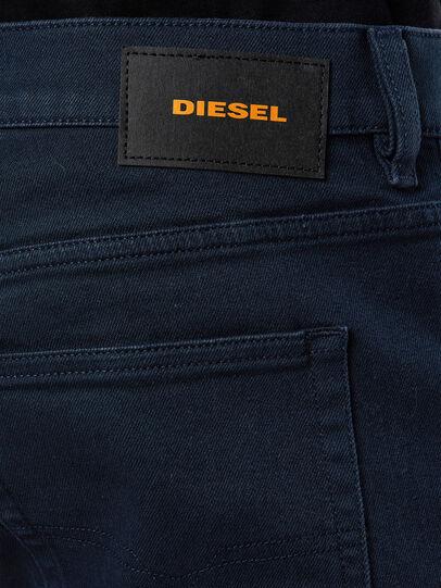 Diesel - D-Luster 009HA, Azul Oscuro - Vaqueros - Image 4