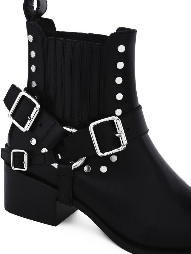 Diesel - DEIMOS, Negro - Zapatos de vestir - Image 4