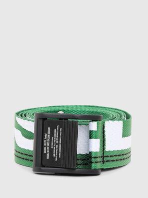 B-MASER, Verde - Cinturones