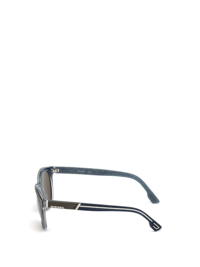 Diesel - DM0199, Verde - Gafas de sol - Image 3