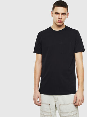 T-RABEN-POCKET, Negro - Camisetas