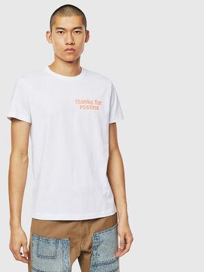 T-DIEGO-J20, Blanco - Camisetas
