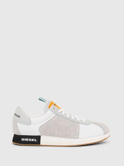 Diesel - S-PYAVE LC, Blanco/Gris - Sneakers - Image 1