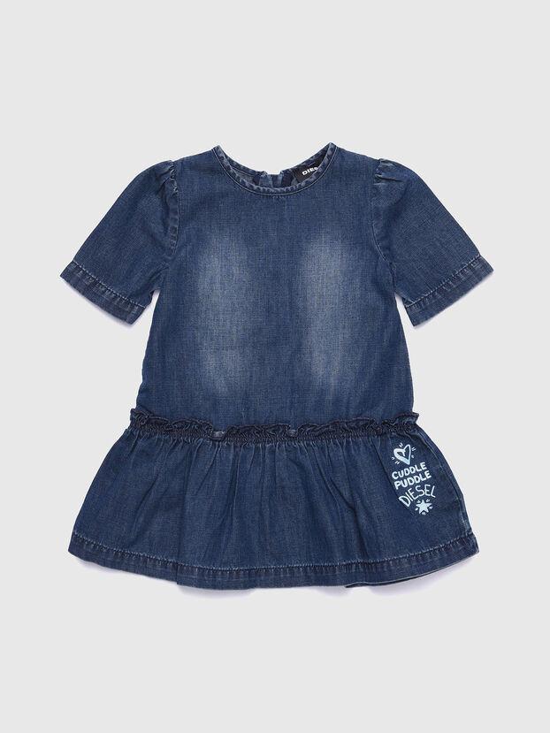 DUOREB, Azul medio - Vestidos