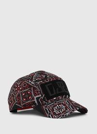 C-SARO, Negro/ Rojo