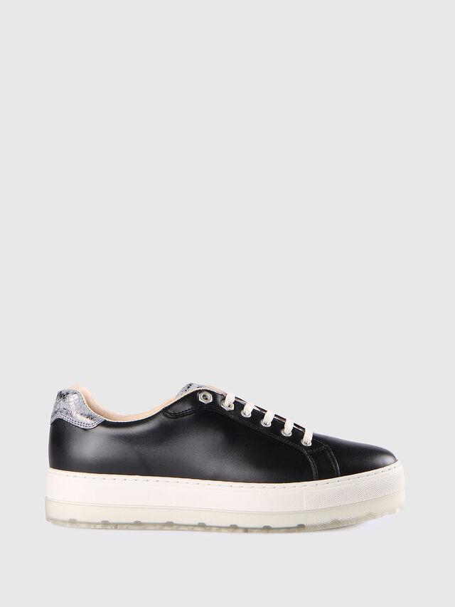 Diesel - S- ANDYES W, Negro/Plata - Sneakers - Image 1