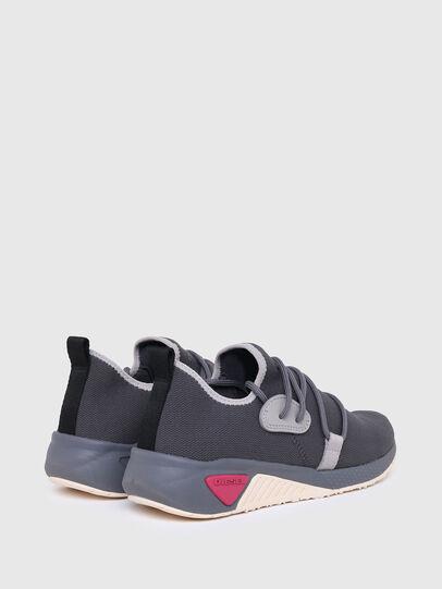 Diesel - S-KB SLE W, Gris - Sneakers - Image 3