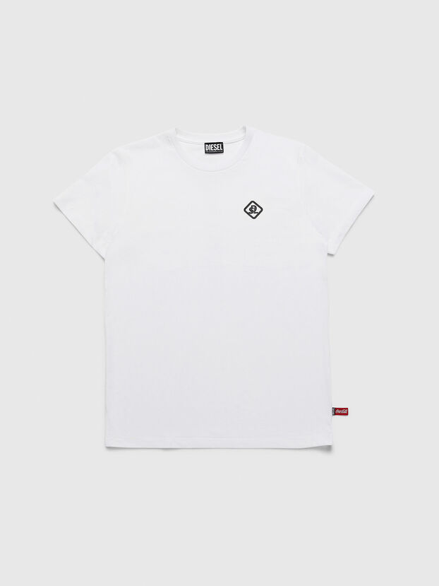 CC-T-DIEGO-COLA, Blanco - Camisetas