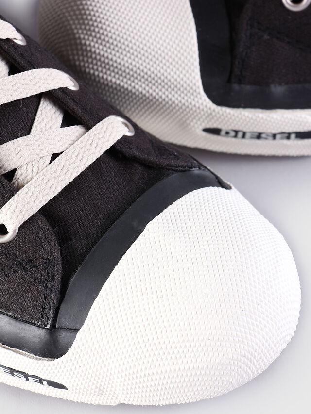 Diesel - EXPOSURE, Negro - Sneakers - Image 4
