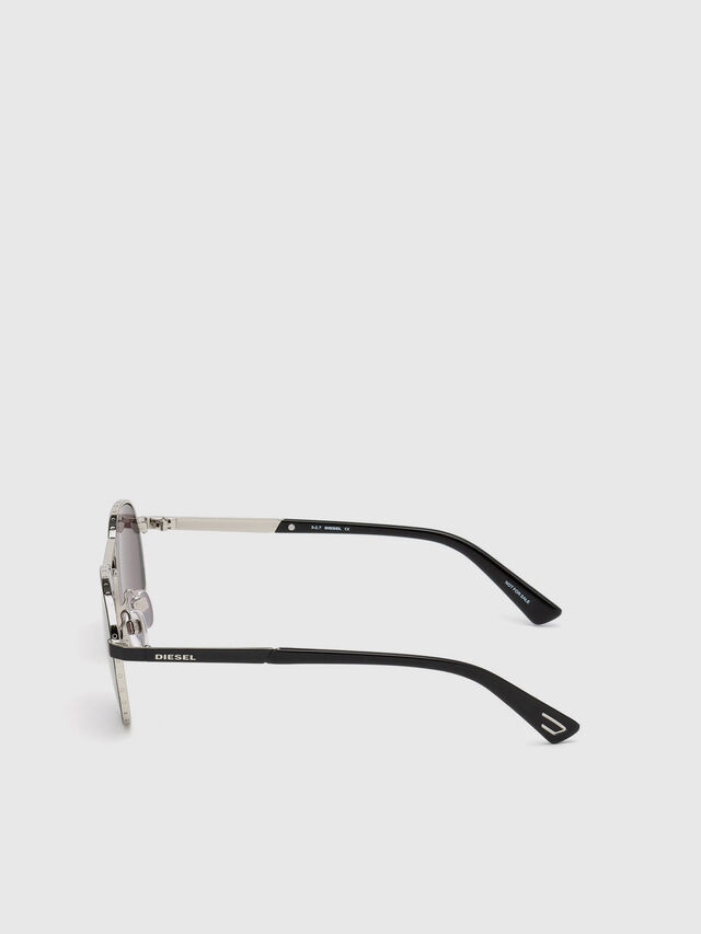 Diesel - DL0265, Negro - Gafas de sol - Image 3
