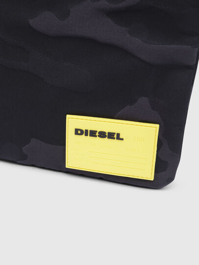 Diesel - F-DISCOVER CROSS, Negro/Amarillo - Bolso cruzados - Image 4