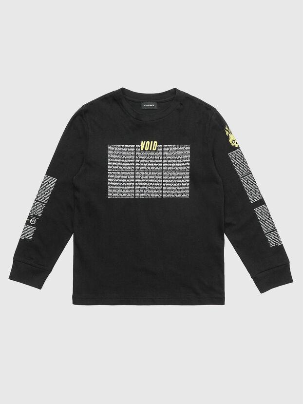 TJUSTLS-NEW, Negro - Camisetas y Tops