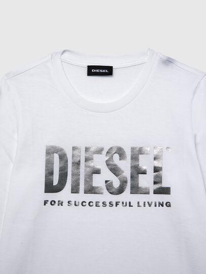 Diesel - TSILYWX ML, Blanco - Camisetas y Tops - Image 3