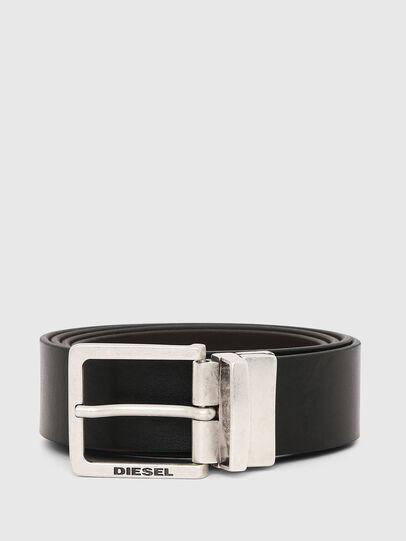 Diesel - B-SNESS, Negro - Cinturones - Image 1