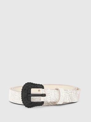 B-TRIT, Blanco - Cinturones