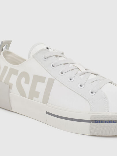 Diesel - S-DESE LOW CUT, Blanco - Sneakers - Image 4
