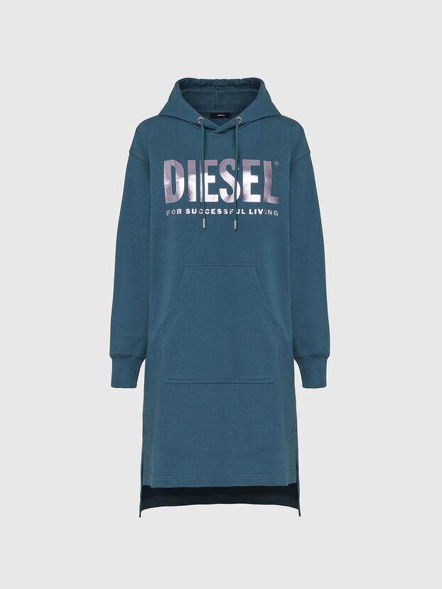 D-ILSE-T, Verde Agua - Vestidos