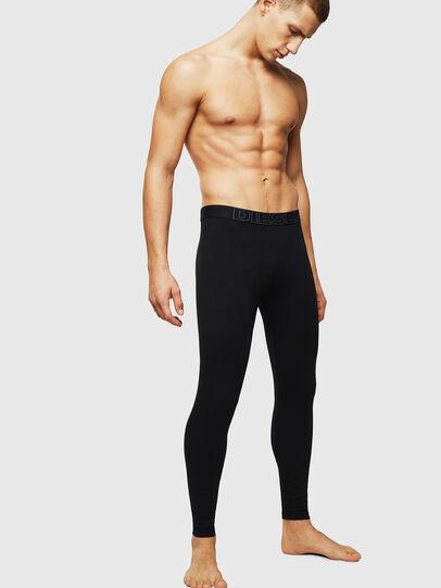 Diesel - UMLB-LEGMEN, Negro - Pantalones - Image 4